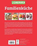 Image de Chefkoch Familienküche: Für Sie getestet und empfohlen: Die besten Rezepte von Chefkoch.de