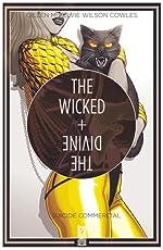The Wicked + The Divine - Suicide commercial de Kieron Gillen