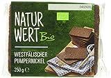 Naturwert Bio Echt Pumpernickel, 11er Pack (11 x 250 g)