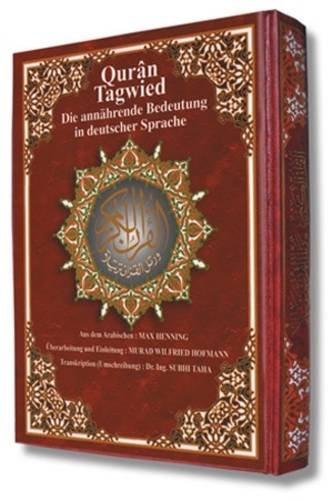 Tajweed Koran German Translation