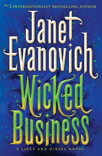 Book cover for Wicked Business