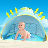 Tente de Plage Anti UV pour Bébé Enfant,Oummit - Best Reviews Guide