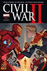 Civil War II nº1 de Brian Michael Bendis