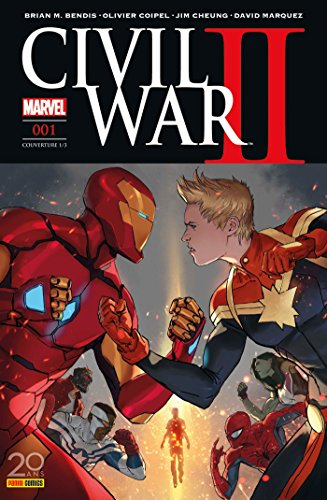 Civil War II nº1