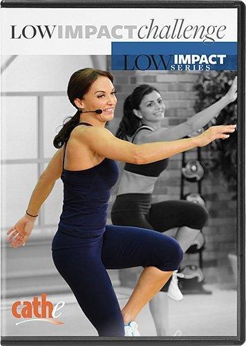 Cathe Friedrich's Low Impact Series: Low Impact Challenge Step Aerobics (Aerobic Impact Step Low)