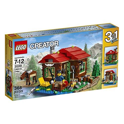 Lego Creator 31048 Cabaña Junto Al Lago