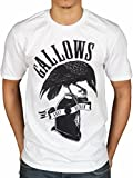 Official Gallows Grey Britain T-Shirt Rock Band Orchestra of Wolves Desolation Sounds