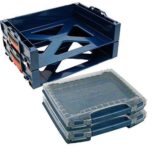 Bosch 2x i-BOXX active Rack Professional inkl. i-BOXX 53-1600A001SB-1600A001RV