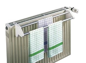 wenko 3703100 heizkörper-wäschetrockner twin, aluminium, aluminium ... - Heizkörper Für Die Küche