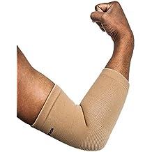 Senston 1 Pieza Codera de compresión Manga de compresión para el Codo para la Artritis - Alivie los síntomas de la artritis, incremente la circulación, reduzca la inflamación y mejore la recuperación