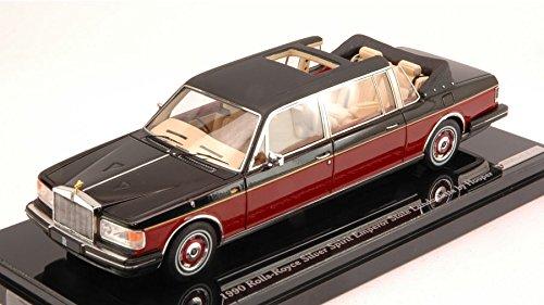 rolls-royce-silver-spirit-emperor-state-landaulette-by-hopper-1990-143-true-scale-miniatures-auto-st