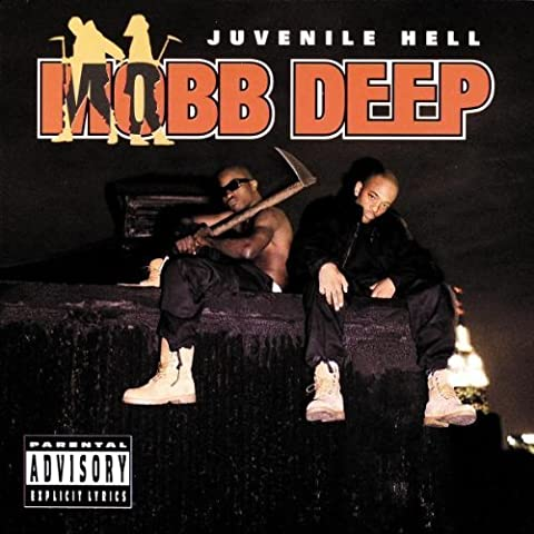 Juvenile Hell by Mobb Deep (1993) Audio CD