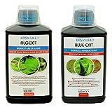 Sparpack Easy Life AlgExit 500 ml + Easy Life BlueExit 500 ml Power gegen Algen im Aquarium