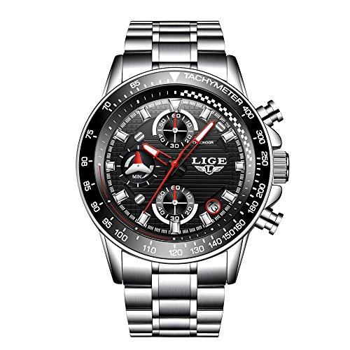 Reloj, Relojes Para Hombre,Militar Marea