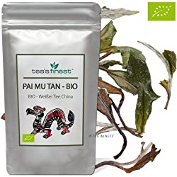 Pai Mu Tan - BIO (100 Gramm)