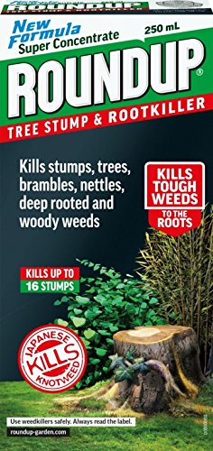 Roundup Stump & Rootkiller 250ml