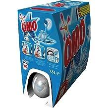 OMO Lessive Professional 7514769Lessive Liquide, Bag in Box, avec doseur, 7,5L, pour 100lavages