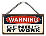 Birthday Occasion Wooden Funny Sign Wall Plaque Warning - Best Reviews Guide