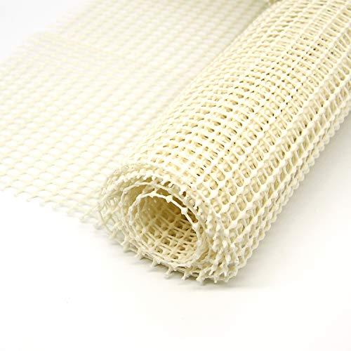 TROP Base Antideslizante para alfombras, Recortable, tamaño 200 x 80 cm - Tope para Alfombra, Freno...