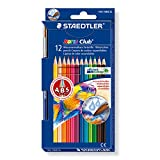 Staedtler 144 10NC12 - Noris Club Aquarell Farbstifte