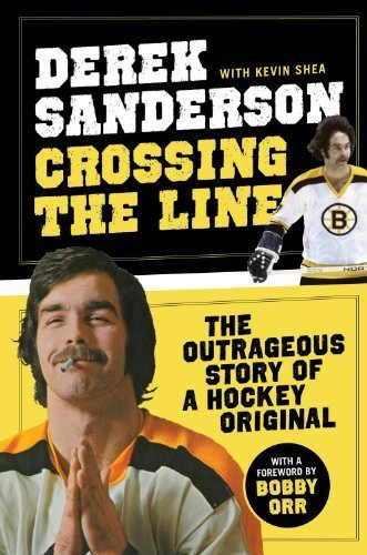 Crossing the Line: The Outrageous Story of a Hockey usato  Spedito ovunque in Italia