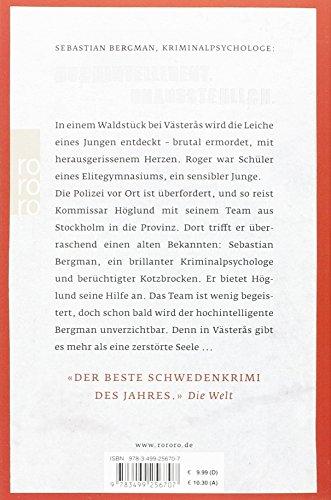 Der Mann, der kein Mörder war (Ein Fall für Sebastian Bergman, Band 1): Alle Infos bei Amazon