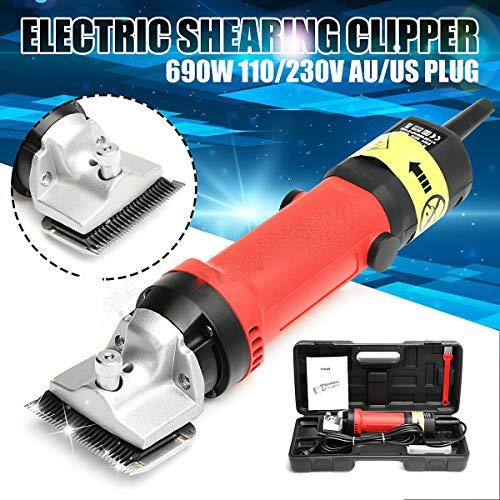 Elektrische Schermesser Schere Für Schafziegen Pferd Haustier Tier 110 V / 230 V ()