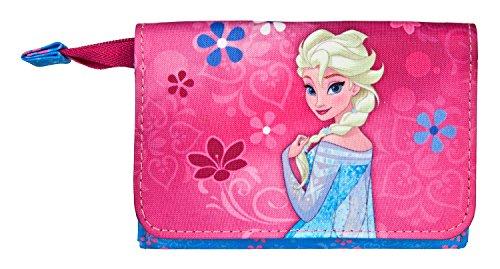 Undercover FRWD7006 Geldbörse Disney Frozen, ca. 11 x 9 x 2 cm (Frozen Olaf-geldbörse)