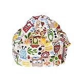Baby Kopfbedeckung Kleinkind Mütze Sturzhelm Anti-Sturz-Hut Stöße Sicherheitsschutzhut Baby Helm Kopfkappe für Kleinkind einstellbar beim Lernen Schutzhelm für 8-60 Monate junge Mädchen Baby