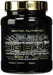Scitec Nutrition Big Bang 3.0 , Orange, 825 g