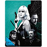 Atomic Blonde Limited Steelbook