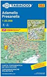 Adamello, Presanella 1:25.000