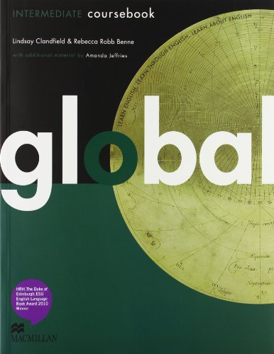 Global. Intermediate. Student's book-Workbook. Per le Scuole superiori. Con DVD: E-workbook. Con espansione online