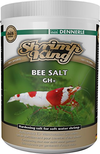 Dennerle 6128 Shrimp King Bee Salt  GH+, 1000 g