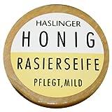 Haslinger Rasierseife Honig