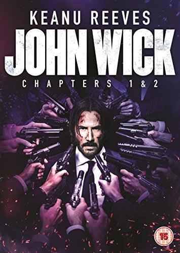 Download From Library John Wick: Chapters 1 & 2 [DVD + Digital Download] [2017]