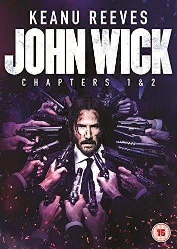 English Books Free Download John Wick: Chapters 1 & 2 [DVD + Digital Download] [2017]
