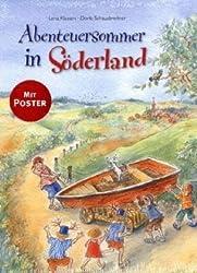 Abenteuersommer in Söderland: Mit großem Wimmelposter