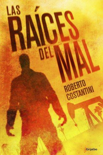 Portada del libro Las raíces del mal (Comisario Michele Balistreri 2)
