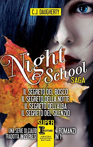 Night School Saga (eNewton Narrativa)