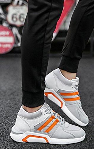 LFEU - Basse Uomo gris orange