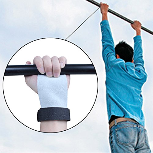 Leather Gymnastic Hand – Weight Lifting Gloves