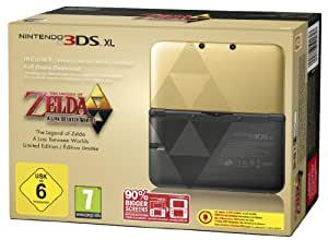 Console Nintendo 3DS XL + The Legend of Zelda : A Link Between Worlds - édition limitée