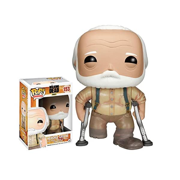 Funko Pop Hershel Greene (The Walking Dead 153) Funko Pop The Walking Dead