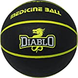 #4: Diablo Medicine Ball, Exercise Ball for Men & Women (1 KG)