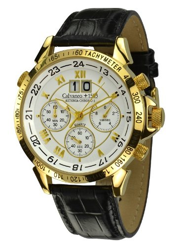 Calvaneo Astonia Chrono One Gold
