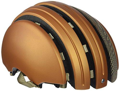 Brooks Erwachsene Fahrradhelm J. B. Classic Helmet Brown Prince of Wales/Copper M
