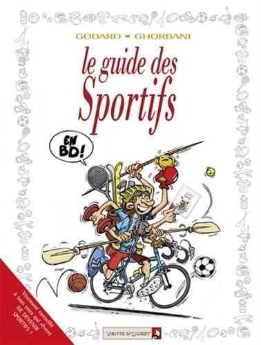Les Guides en BD - Tome 35: Les Sportifs