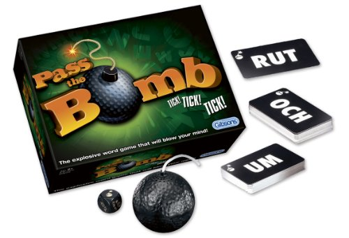 Pass the Bomb - A Round Spiel Word