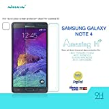 Nillkin Galaxy Note 4 Screen Protectors Review and Comparison